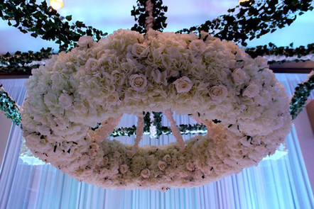 Dramatic Flower Ring
