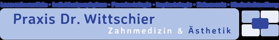 Zahnarzt Landshut, Dr. Wittschier