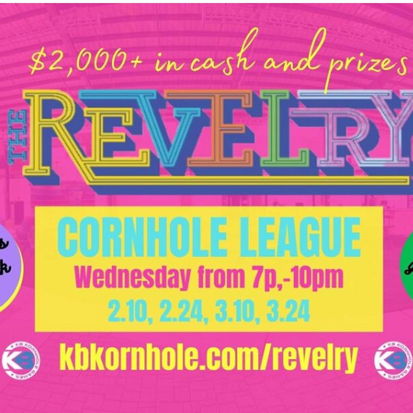 Revelry Cornhole Tournament