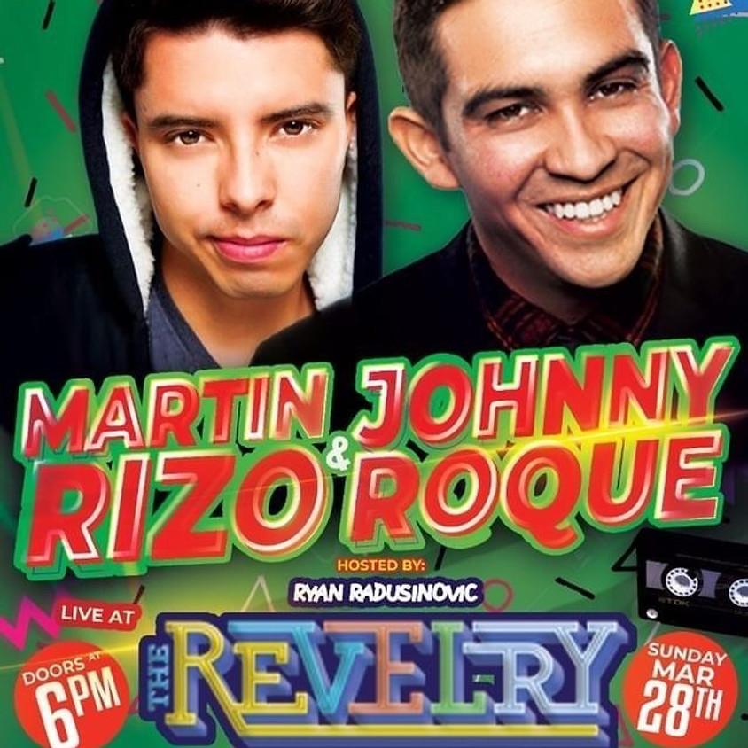 Martin Rizo @the Revelry