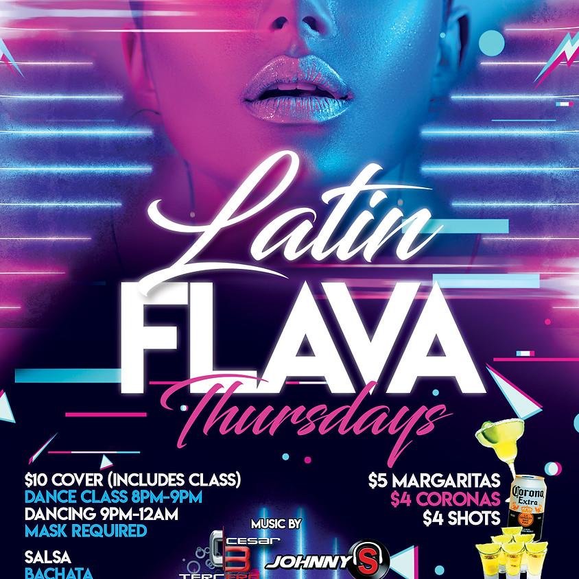 Latin Flava @the Revelry