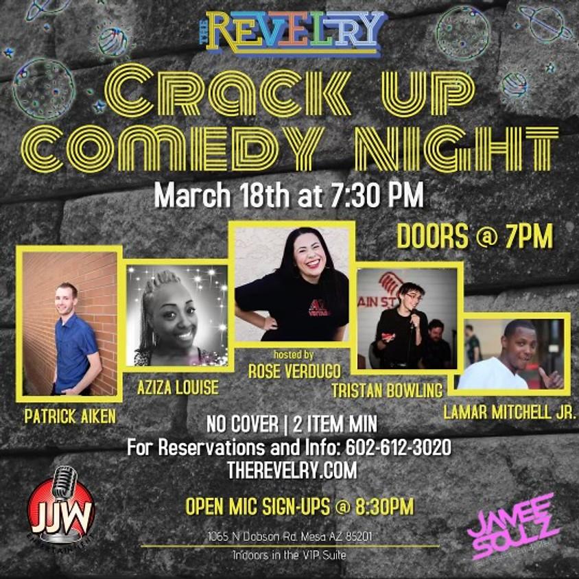 Thursday Night Comedy @the Revelry