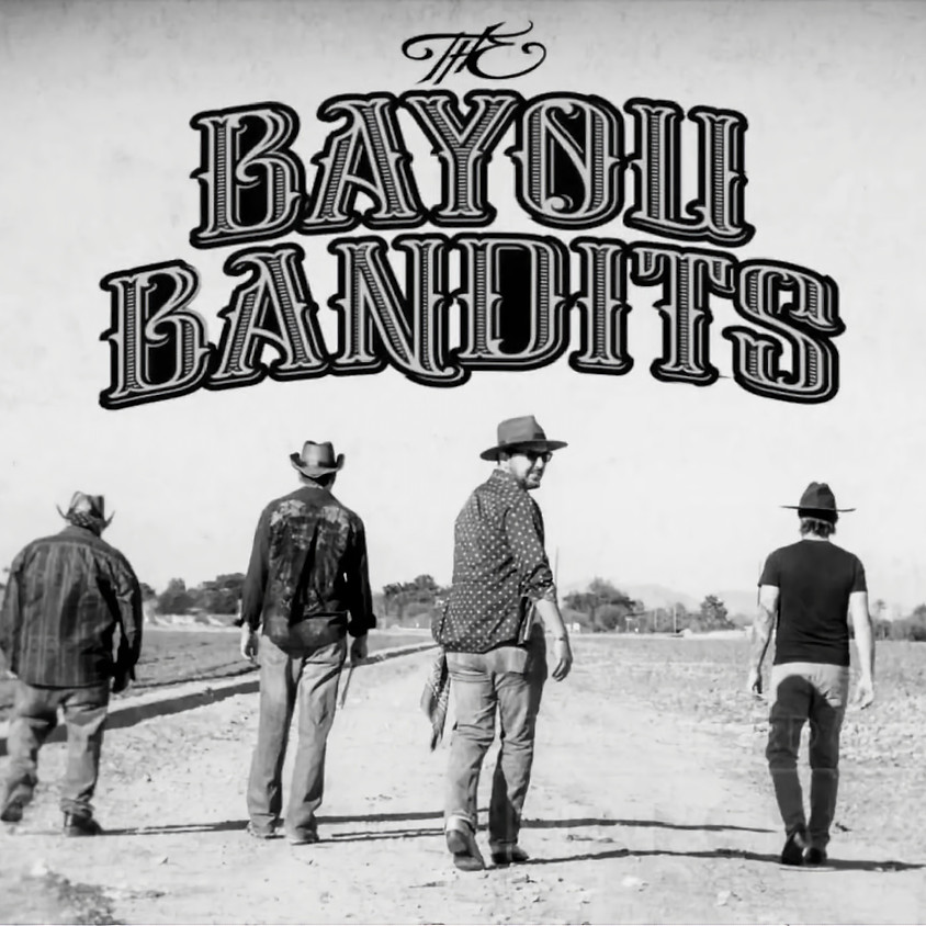 The Bayou Bandits Concert @the Revelry