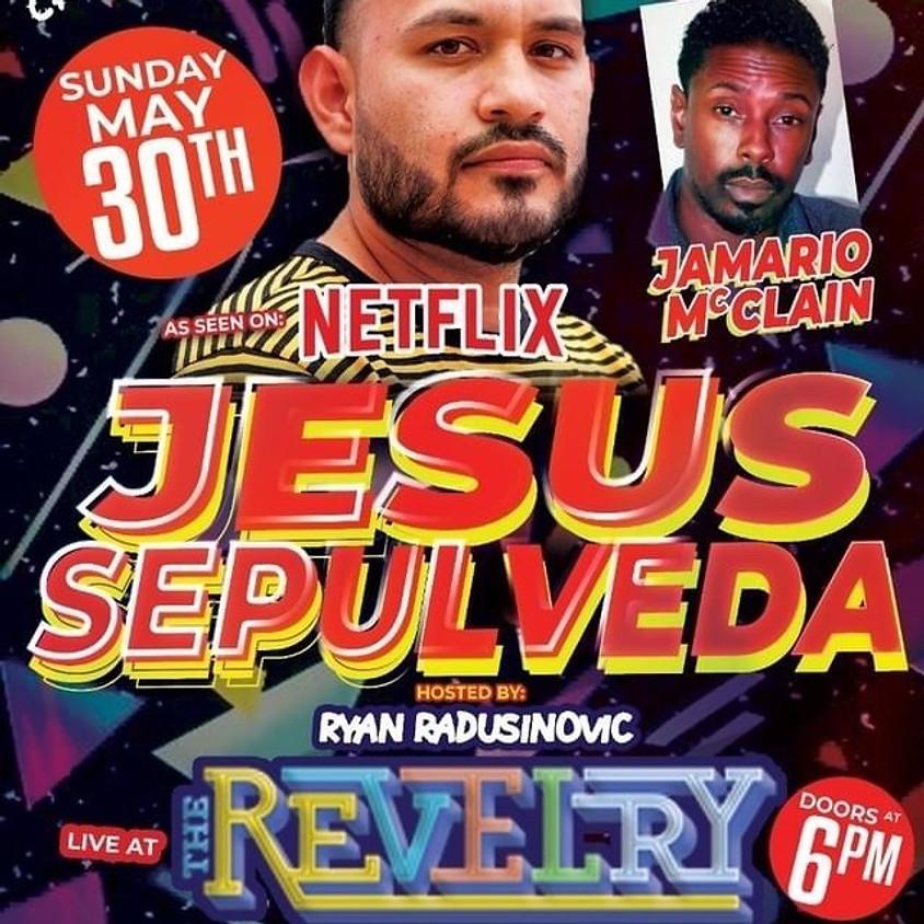 Jesus Sepulveda Live @the Revelry