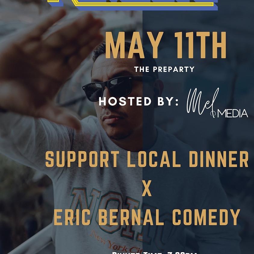Eric Bernal Comedy @the Revelry