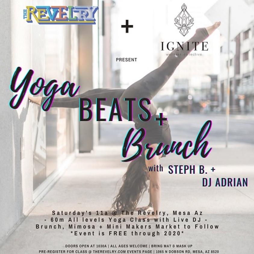 Yoga, Beats & Brunch!