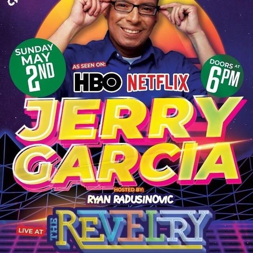 Jerry Garcia @the Revelry
