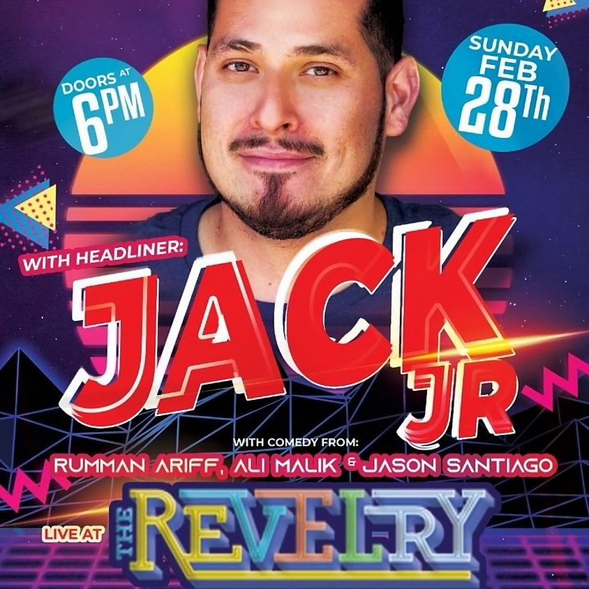 Revelry Comedy Night with Jack Jr.