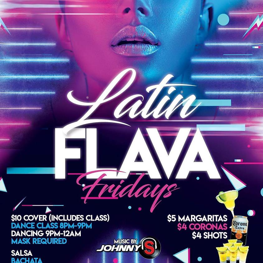 Latin Flava Friday @the Revelry