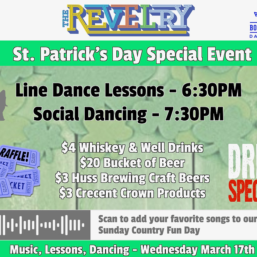 Boots & Dukes Line Dancing @the Revelry