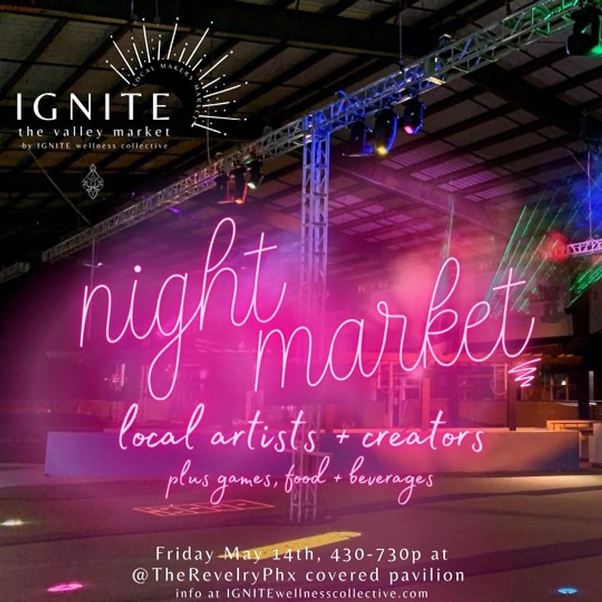 Night Market @the Revelry