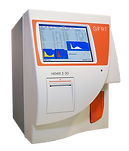 HEMIX 3-30 BCC 3-PART DIFF 30 TESTS PER HOUR. BLOOD CELL COUNTER RELIABLE AND PRECISE