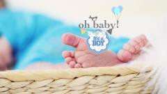 Oh Baby..It's a Boy