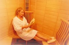 Infra-Red Sauna health benefits