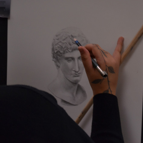 cast-drawing workshop 2020