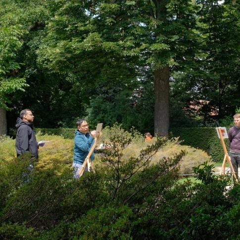 landscape workshop 2020