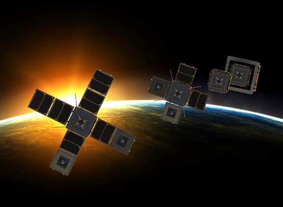 Sunrise Cubesat Launch