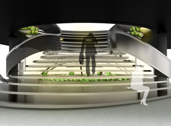 Memorial Union Staircase Proposal