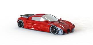 Grabcad Supercar Challenge