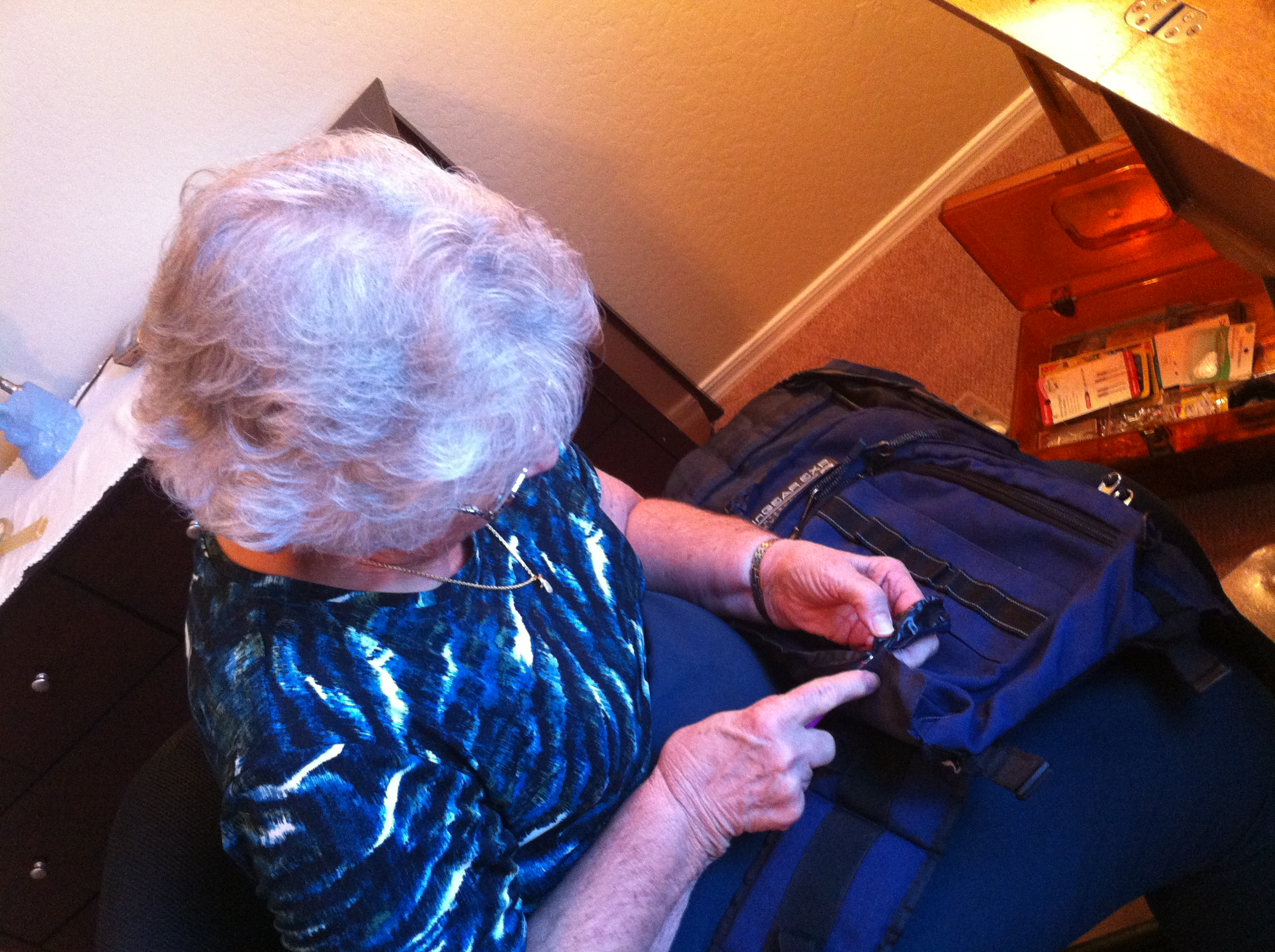 Help from Grandma