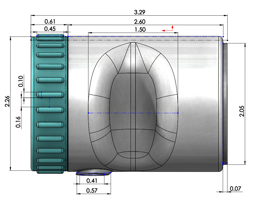 Various views and formats to display measurements