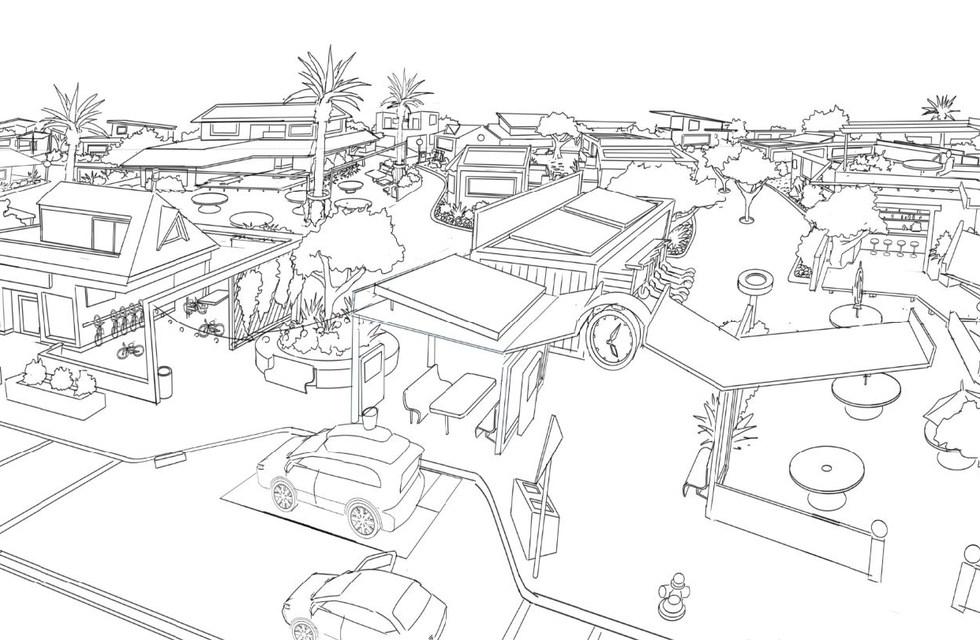 Outlining the neighborhoods of tomorrow