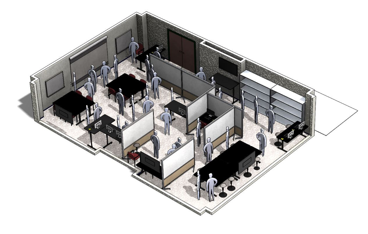 Goldwater Makerspace Concept 1