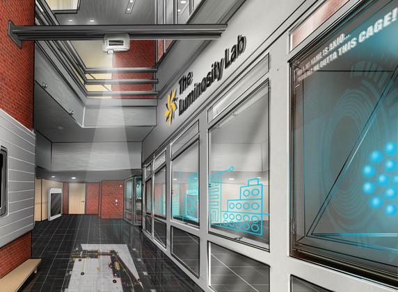 ASU Bulton Building Hallway Proposal