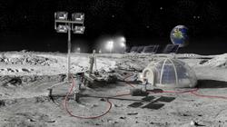 Lunar Mining Colony