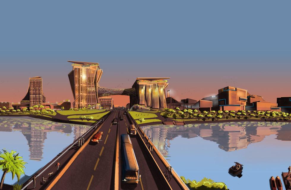 Tempe Town Lake Concept 2025