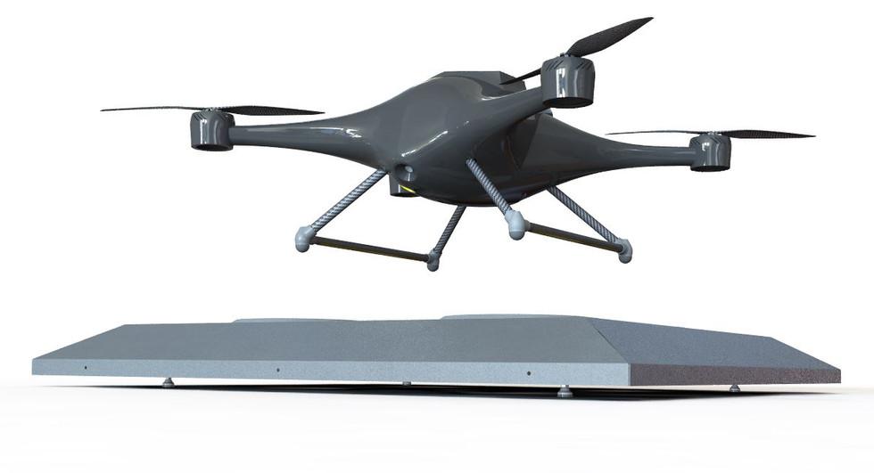 Autonomous Drone Design