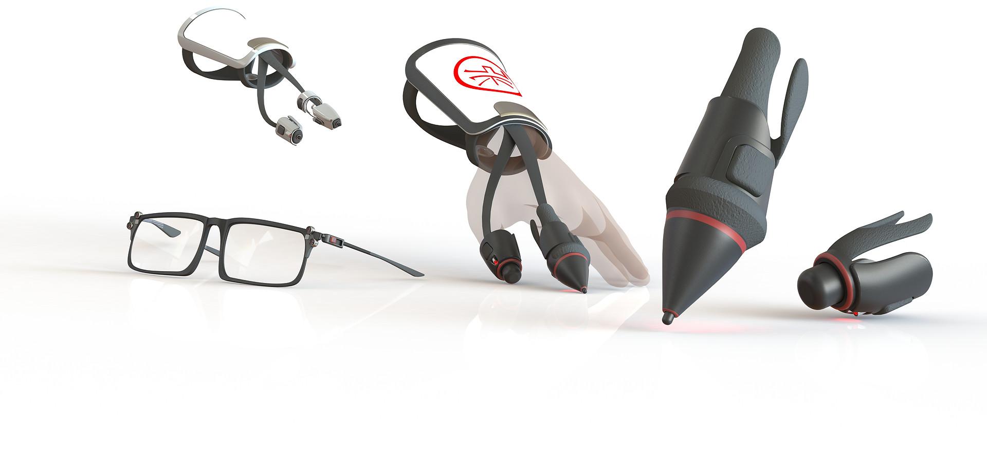 Omnilux: AR design controls