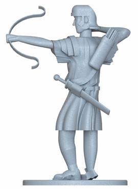 Roman Figurine Challege