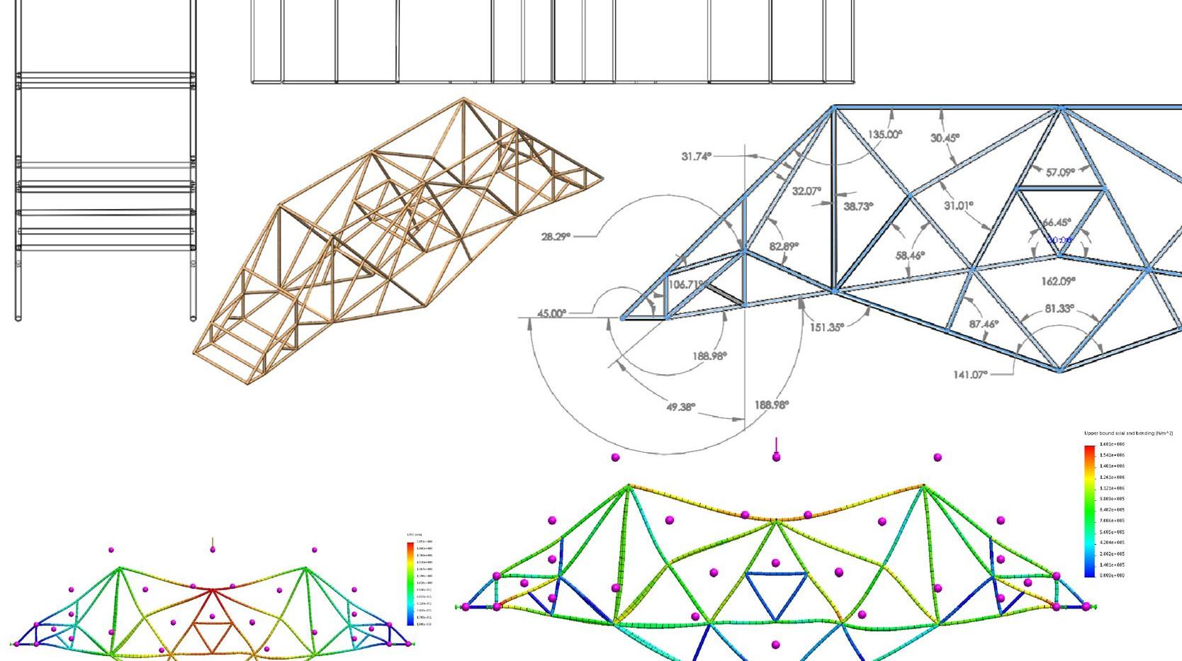 Basic physics simulations