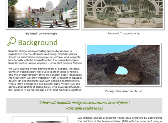 Recognition and documentation of inspiration sources