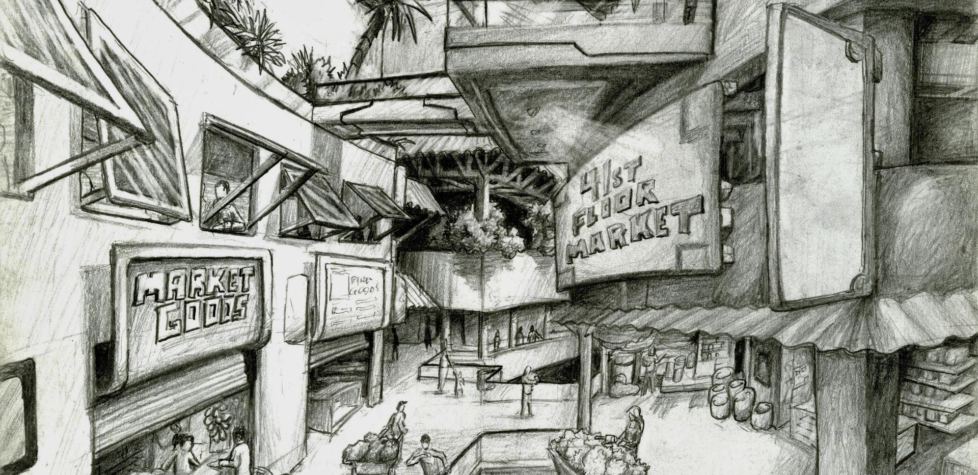 41st Flooor Market