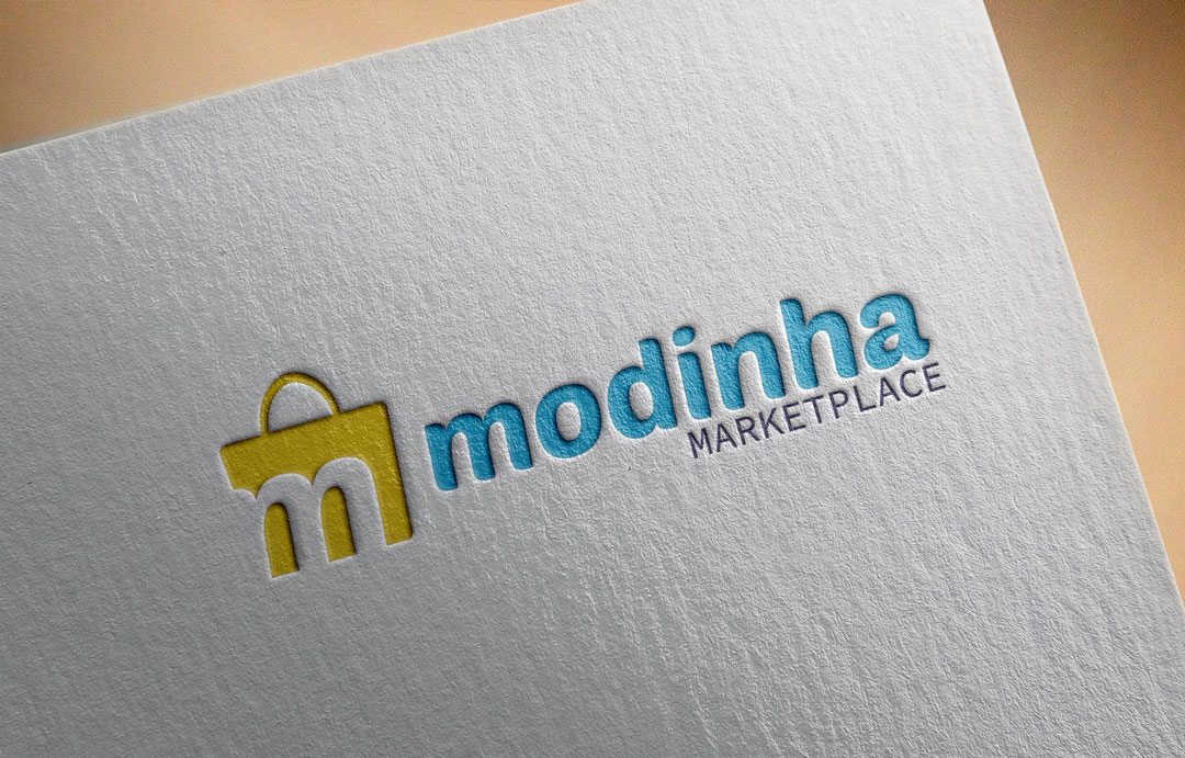 Logo Modinha Marketplace