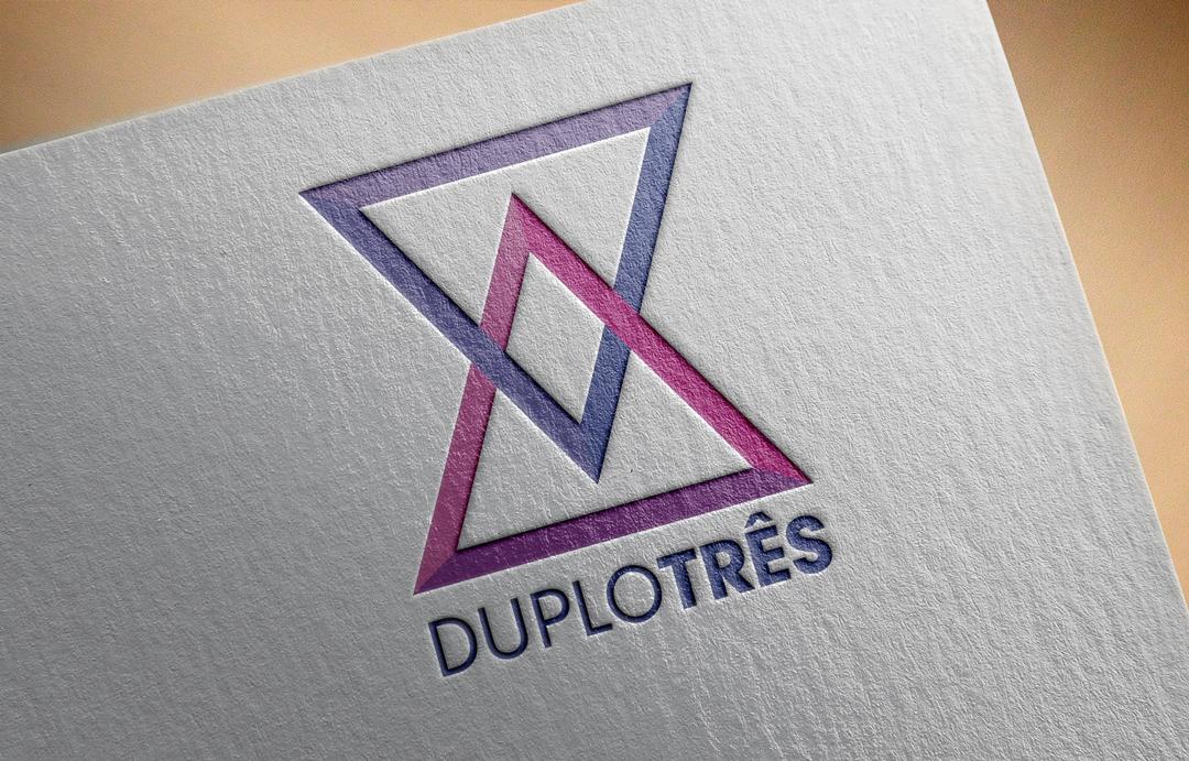 Logo Duplo Três