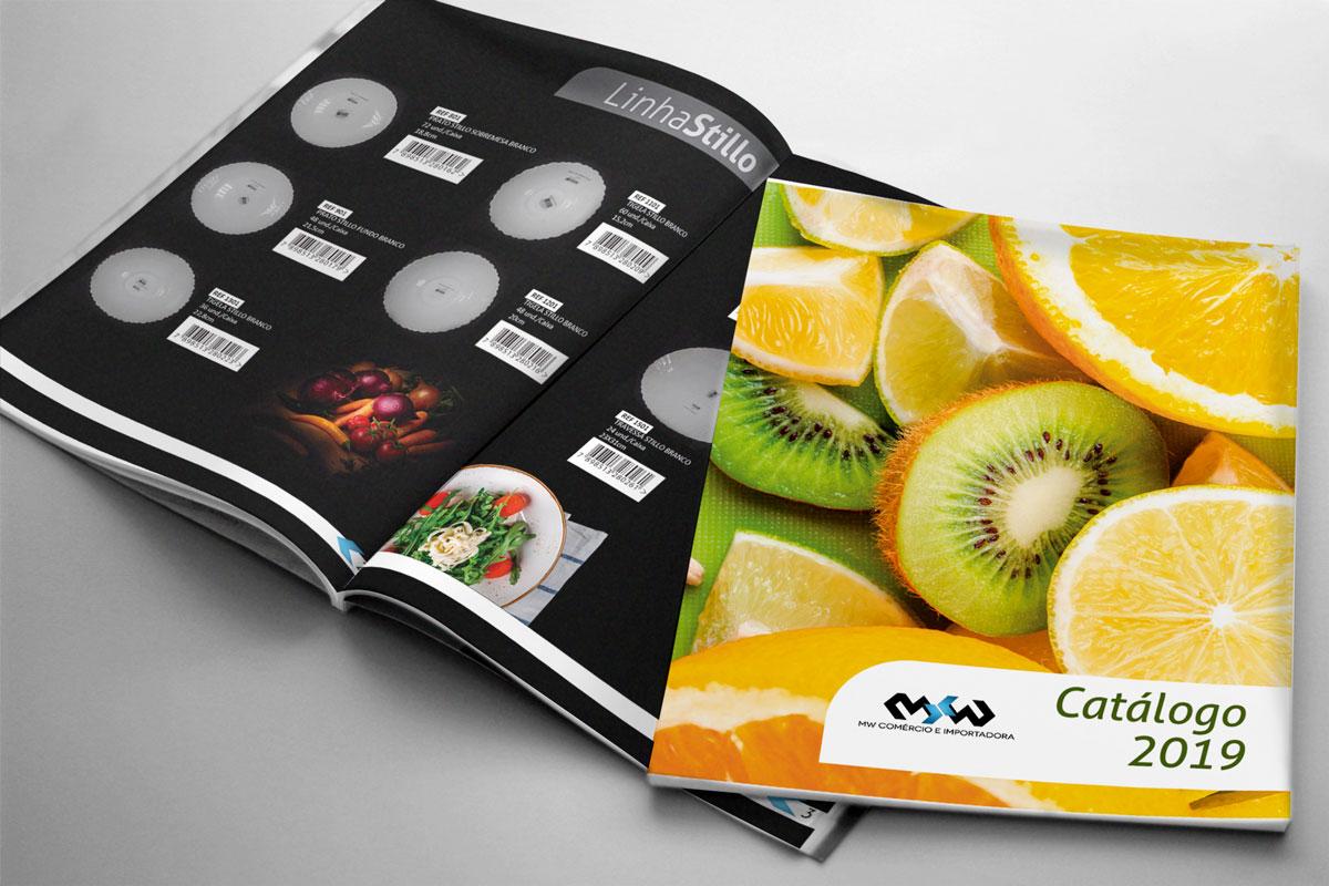 Catálogo MW Importação