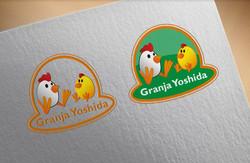 Logo Granja Yoshida
