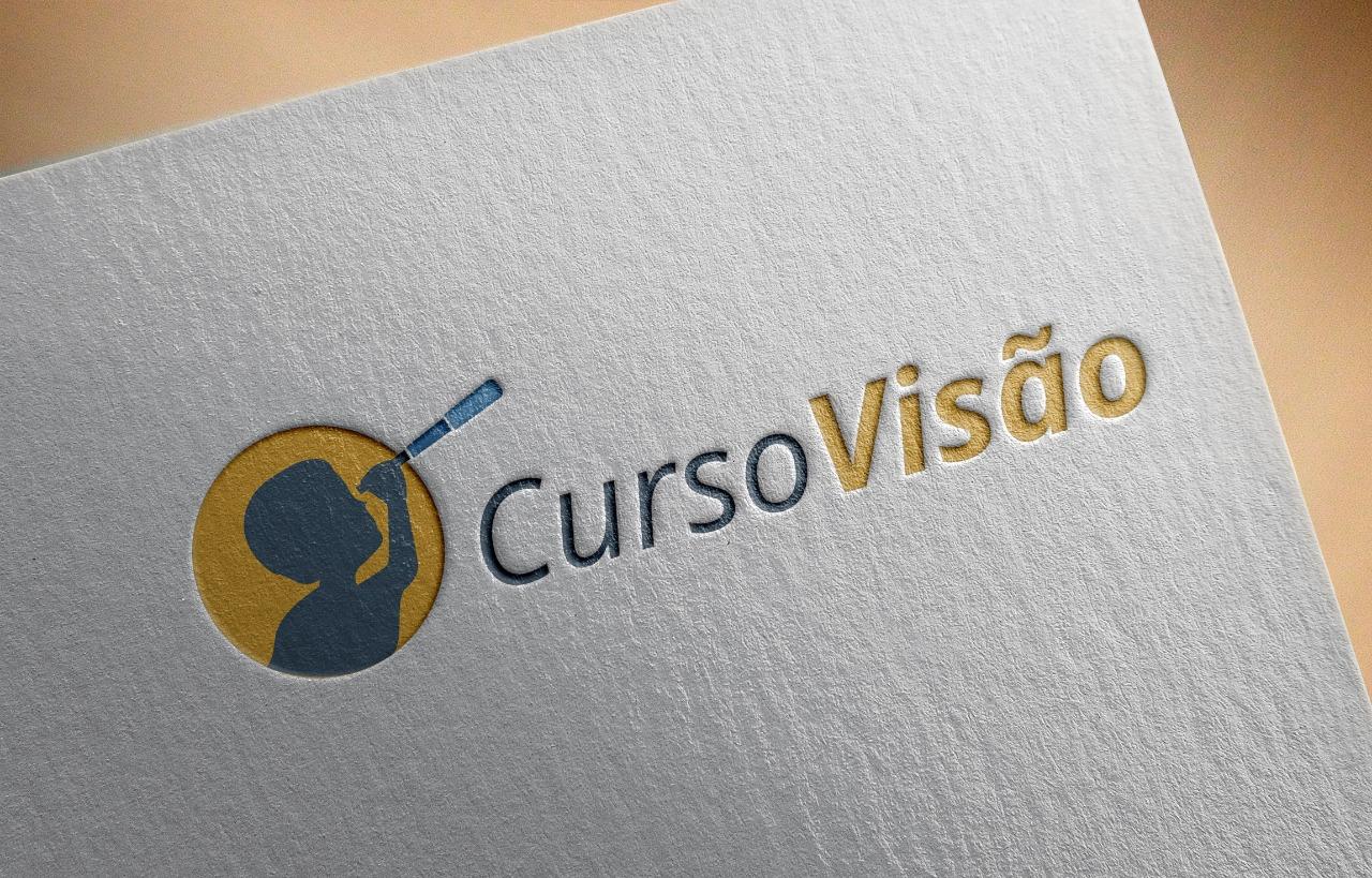 Logo Curso Visão