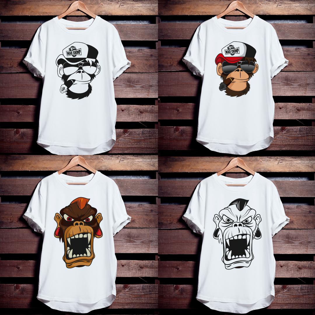 Design de Estampas para Camisetas