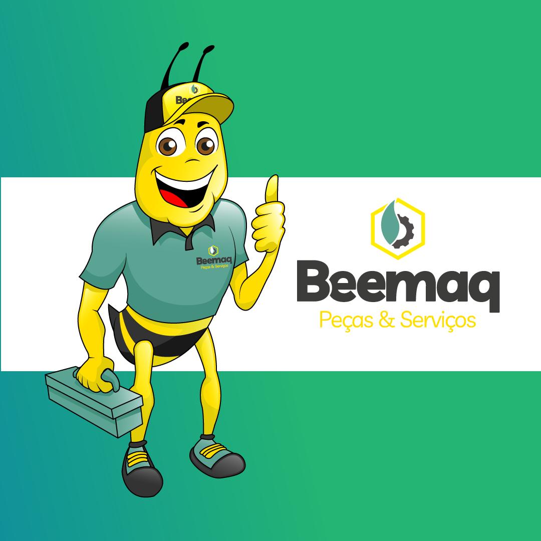 Mascote Beemaq