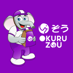 Mascote para Empresa Japonesa de Delivery