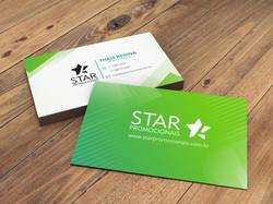 Cartão Star Promocionais
