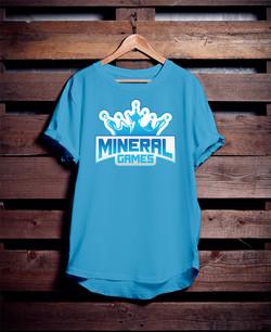 Logotipo Mineral Games