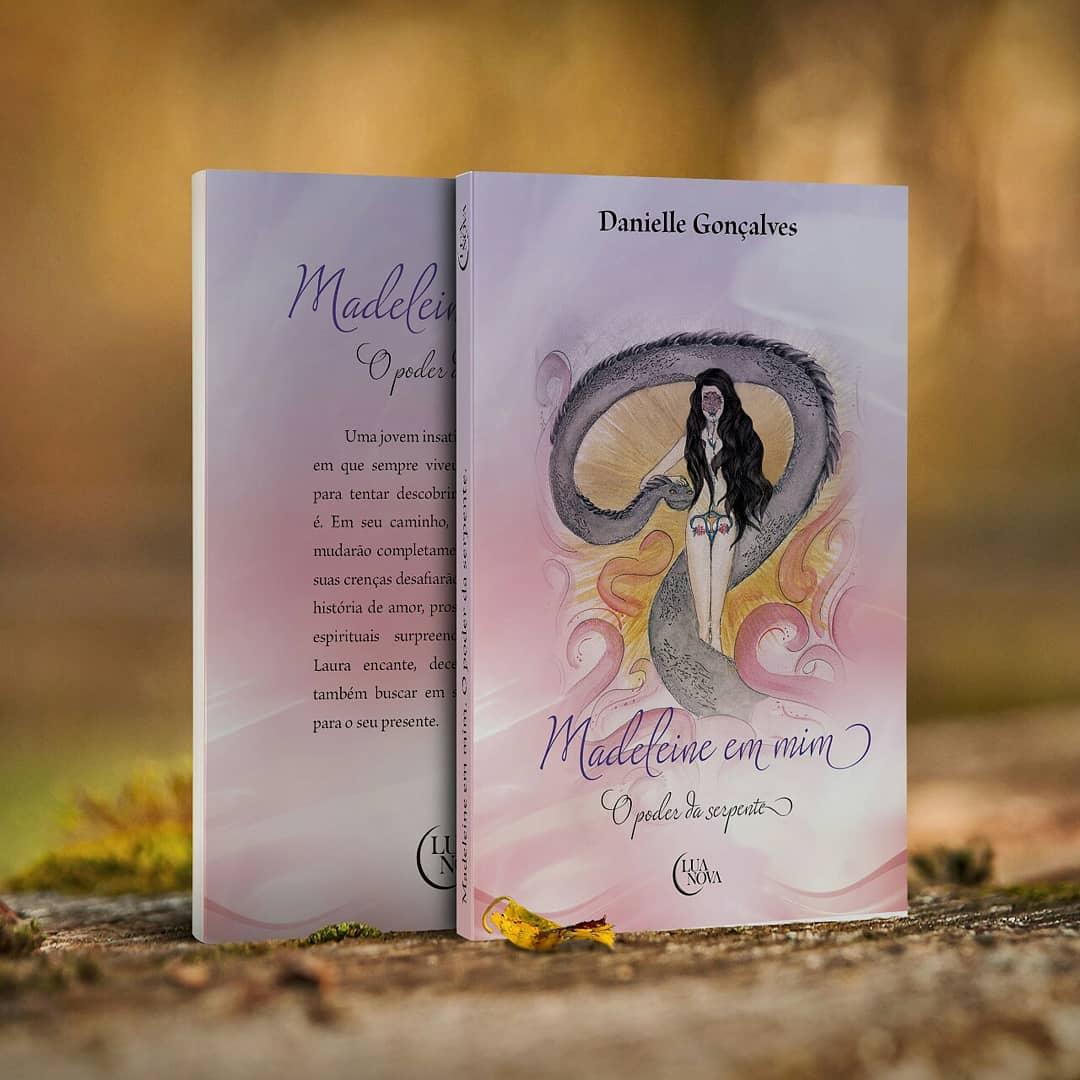 Livro Madeleine em Mim