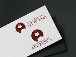 Logo para Centro de Ayurveda