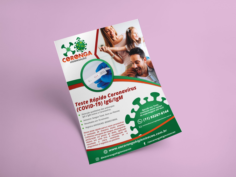 Design de Flyer