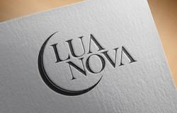 Logo Editora Lua Nova